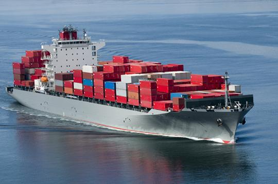 Containership Photo